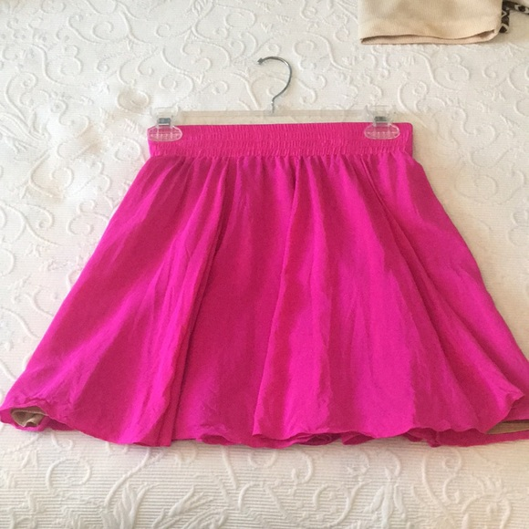 63c8bdb46f26 Amanda Uprichard hot pink skirt size small. M 5c730d1eaa57195bc18702fd